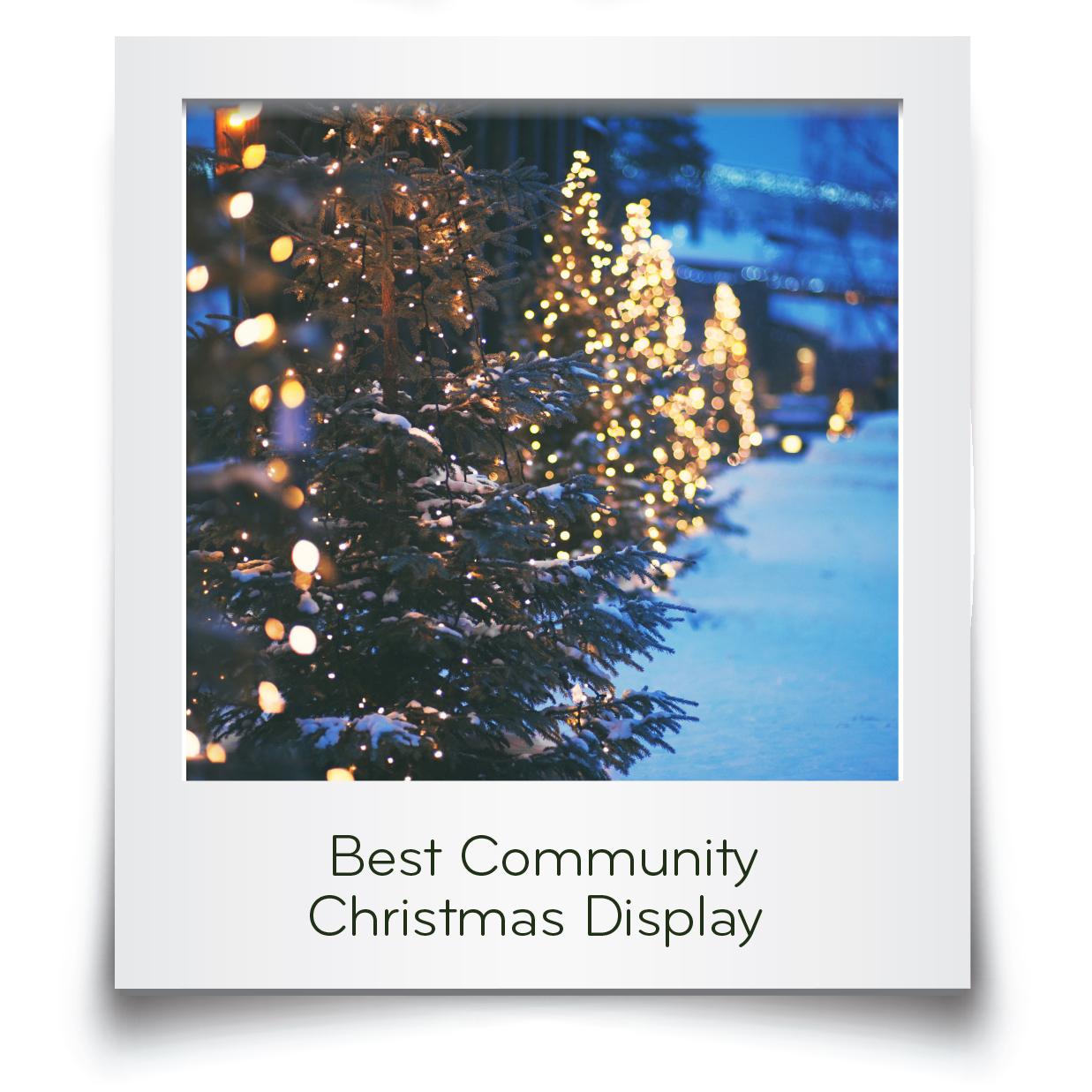 Best Community Display Card