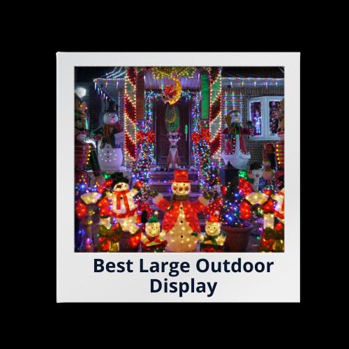 Best Large Outdoor Display