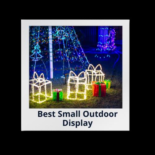 Best Small Outdoor Display