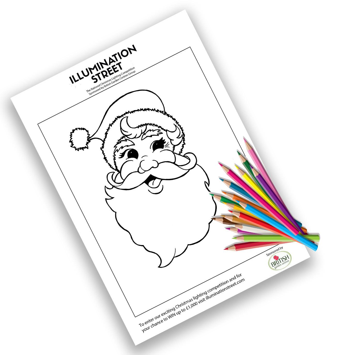 Santa Shadow Webpage