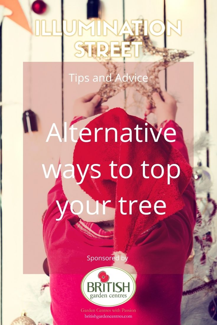 Alternative tree toppers