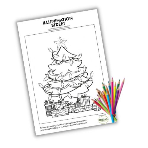 Christmas Tree Webpage