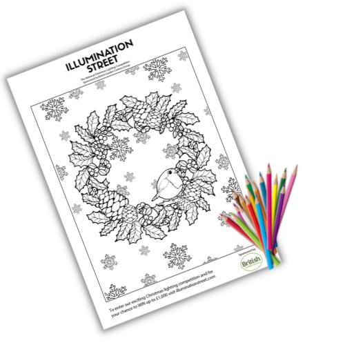 Robin Wreath Webpage