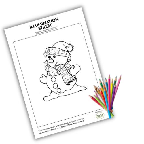 Snowman Webpage